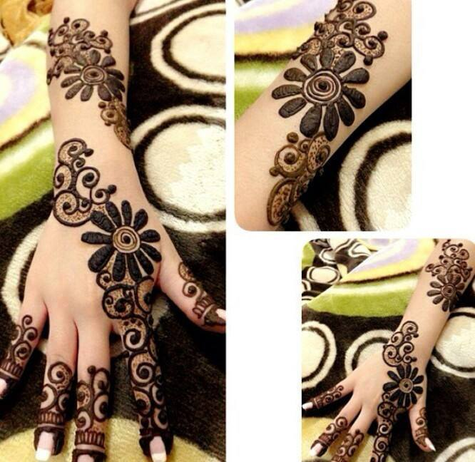 Stylish-Trendy-Arabic-Mehandi-Designs-Collection-for-Hands-Feet-2017-2018